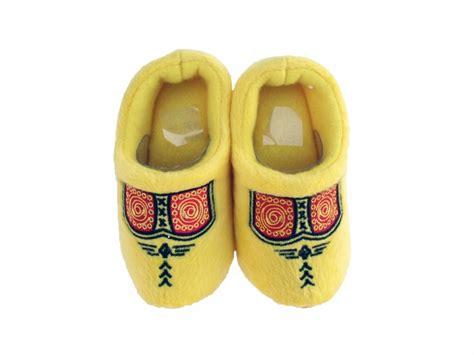 wooden shoe slippers yellow farmer wooden shoe slippers