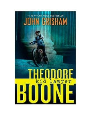 theodore boone kid lawyer book report theodore boone kid lawyer by grisham hardcover