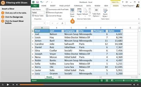 How To Learn Excel Spreadsheets by New Interactive Tutorial Available Excel 2013