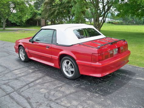 1988 ford mustang gt convertible for sale ford mustang convertible 1988 for sale
