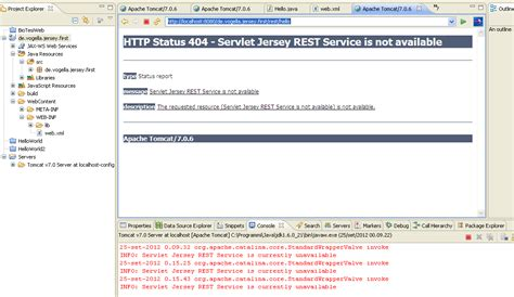 tutorial web service java eclipse restful web service creation tutorial with java eclipse