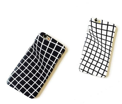 pattern plus grid world twisted grid pattern iphone 6 plus 5s cases