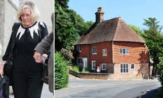 sarah beeny house renovation council planning boss 70 who illegally extended her 14th century listed cottage that