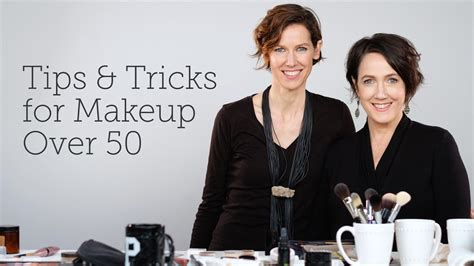 vertiual makeover over 50 tips tricks for makeup over 50 youtube