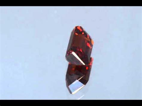 Hq Orange Garnet beautiful reddish orange spessartine garnet emerald