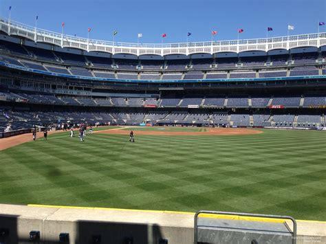 Yankee Stadium Section 105 New York Yankees