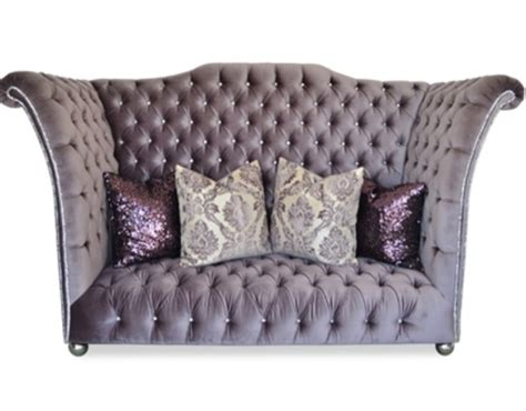 Pacific Madeline Banquette by Marvelous D 233 Cor The Highback Frou