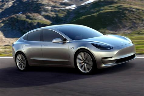 tesla motors unveils model 3 to almost hysterical acclaim