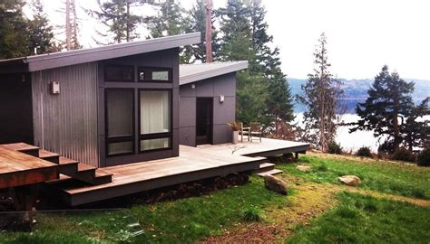custom designed homes seattle modular homes