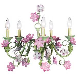 pink nursery chandelier flora green and pink chandelier and nursery necessities in
