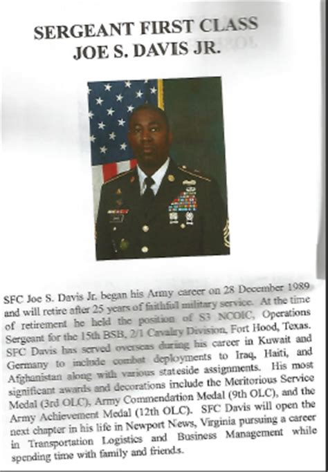 retirement biography exle exle air force retirement biography just b cause