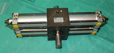 Rotary Actuator Pneumatic Rans8 180 4 180 Derajat Koganei phd r21a4180 a d p r21a 4 180 a d p 180 pneumatic rotary actuator new partcrib