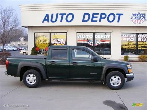 chevy colorado green chevrolet colorado
