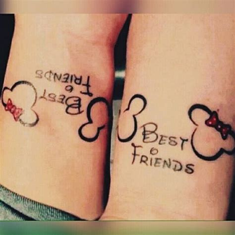 200 matching best friend tattoos bff 2017 collection