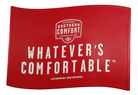southern comfort whatever s comfortable southern comfort floor mat poly enterprises