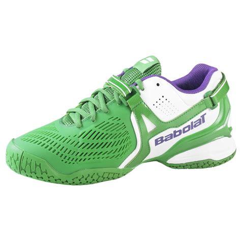 babolat mens propulse 4 wimbledon tennis shoes