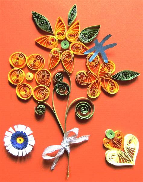 How To Make With Quilling Paper - quilling leisure pursuit