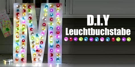 Led Lichterkette Selber Bauen by Diy Leuchtbuchstabe Handmade Kultur