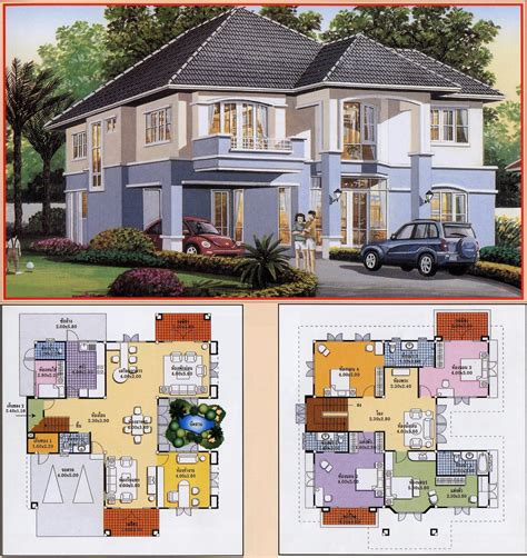 House Plan Com architecture amp art khmer thai villa house plan