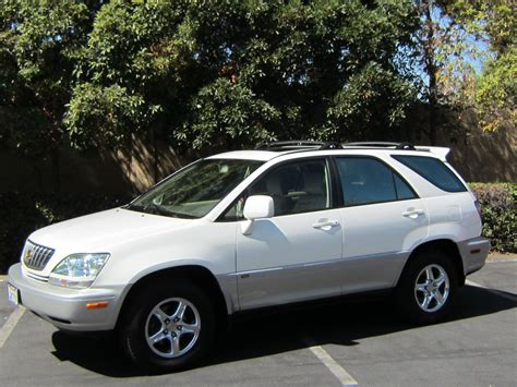 lexus rx 2002 lexus rx 300 2002 technical specifications interior and