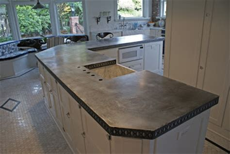 willow decor zinc counters zinc tables