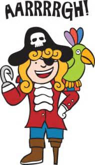 how i became a pirate days