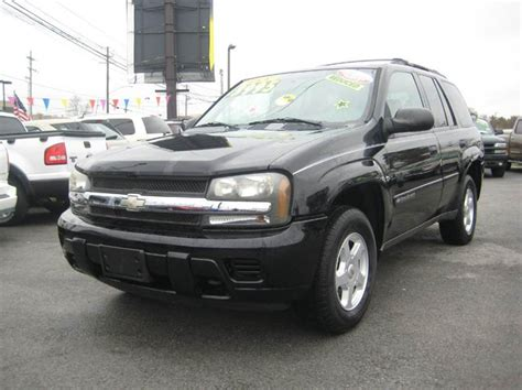 2002 chevrolet trailblazer 2002 chevrolet trailblazer ls 4wd 4dr suv in louisville ky