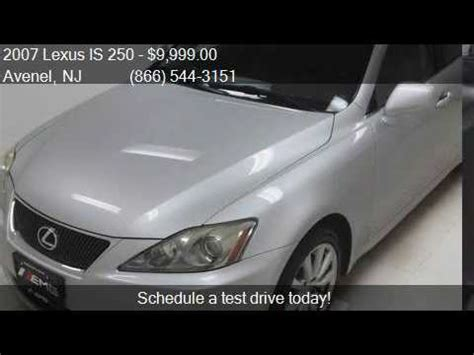 2007 lexus is 250 base awd 4dr sedan 2 5l v6 6a in 2007 lexus is 250 base awd 4dr sedan 2 5l v6 6a for sale