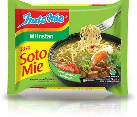 Indomie Rasa Soto indomie seleraku products
