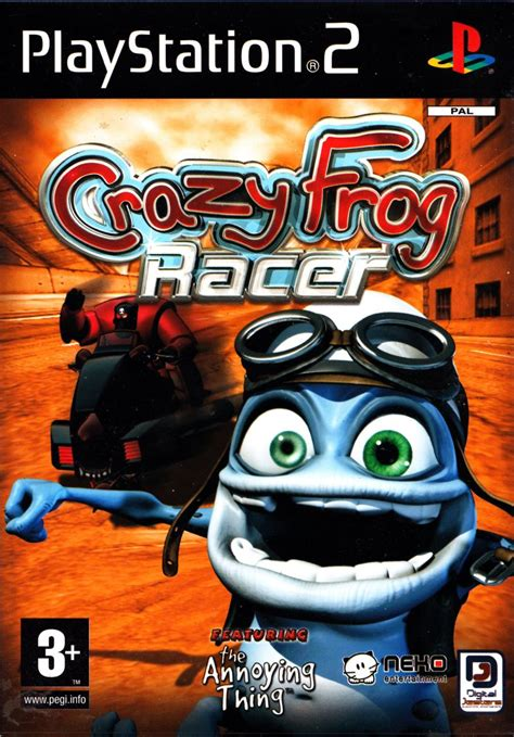 Gamis Set 2 frog racer for playstation 2 2005 mobyrank mobygames