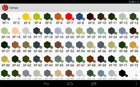 hobby color converter applications android sur play