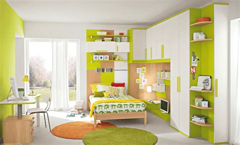 green childrens bedroom ideas modern kid s bedroom design ideas