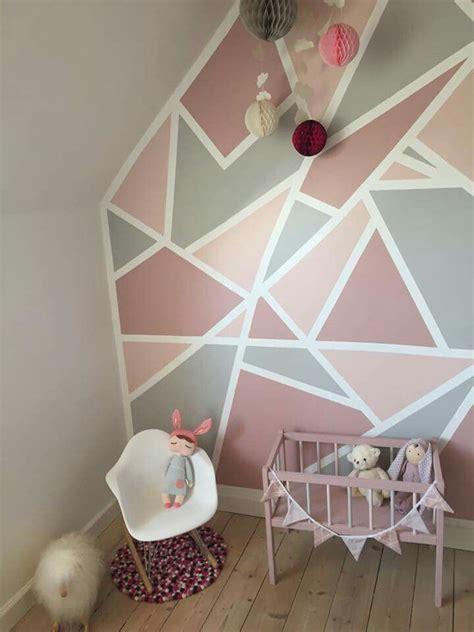 disenos geometricos  decorar las paredes de tu