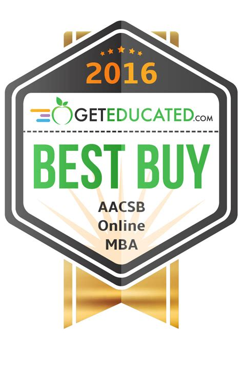 online mba best the best aacsb online mba programs 2016 edition