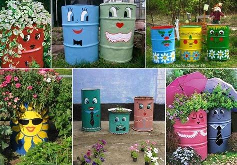 Recycling Garden Ideas Garden Ideas Recycling