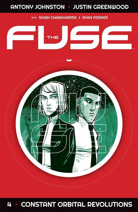 libro descender volume 4 orbital the fuse vol 4 constant orbital revolutions fresh comics