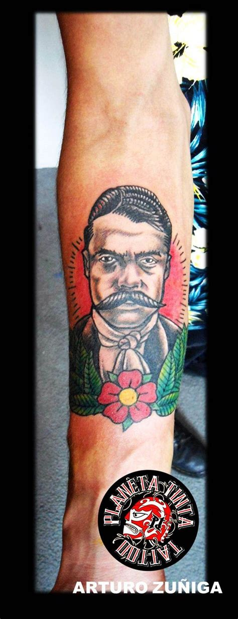 zapata tattoo 32 best images about on watercolors