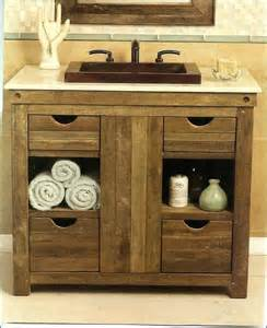 rustic bathroom cabinets vanities 1000 ideas about rustic bathroom vanities on