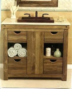 1000 ideas about rustic bathroom vanities on