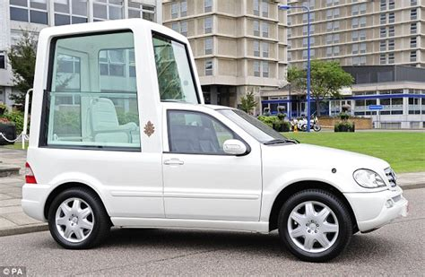 pope mobile popemobile used for pope paul ii s 1979 visit to