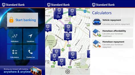 standard bank office contact details standard bank joins the windows phone app club htxt africa
