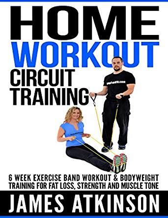 home workout circuit 6 week exercise band