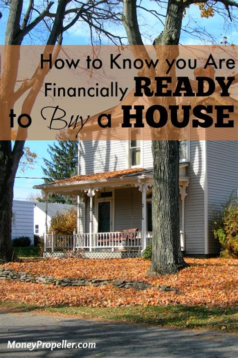 how to buy a house when you have bad credit how to know when you re financially ready to buy a home