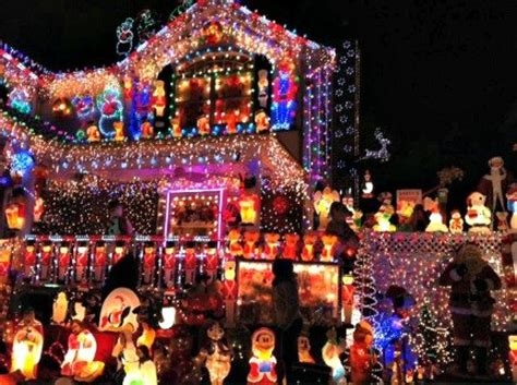 best christmas lights houses images