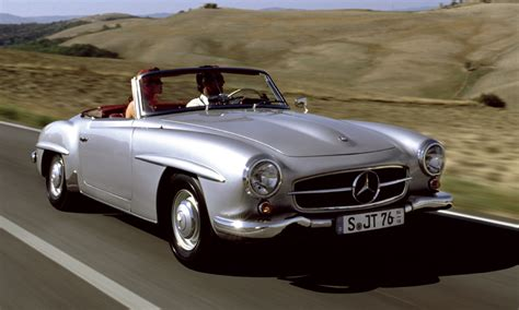 Mercedes 190 Sl by Mercedes 190 Sl The Peaceful Roadster 1955 1963