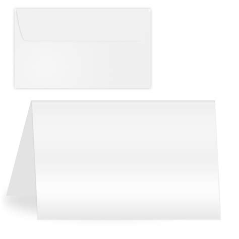 hp matte greeting cards white half fold template glossy matte printable greeting cards w envelopes