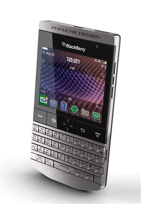 Blackberry Porsche by Porsche Design P 9981 Smartphone Designapplause
