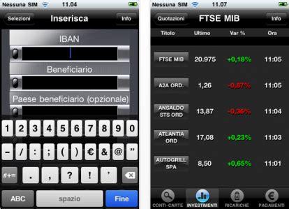 mobile banking intesa la tua banca l applicazione di mobile banking di intesa