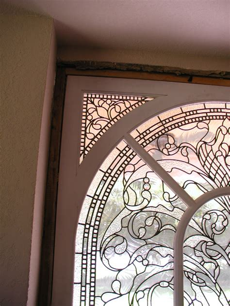 Traditional and Victorian Stained Glass Windows and Doors