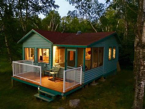 Cottage Rentals Point Ontario by Sunset Point Minaki Top Cabin Rentals Ontario